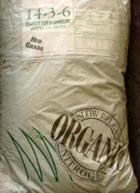 Organic Lawn Care Safe