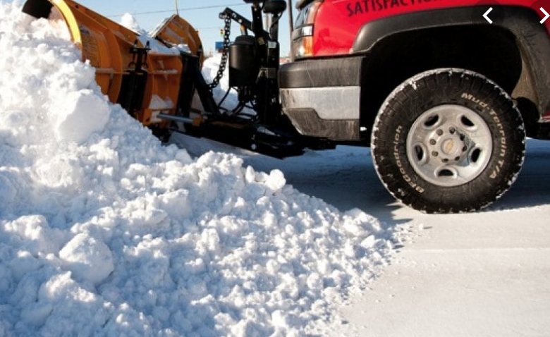 snow removal professional